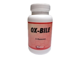 Oxbile powder 3 oz