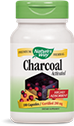 Charcoal Activated 260 mg 100 capsules