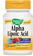 Alpha Lipoic Acid 50 mg 60 caps. Nerve function and energy metabolism.