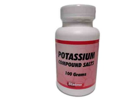Potassium COMPOUND SALTS 100 grams (for daily Juices)
