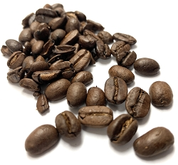 Coffee Organic Medium Roast (whole bean) 1 pound