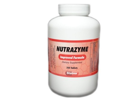 Nutrazyme (Enzymes) 200 tablets